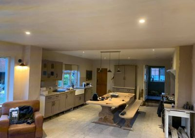 New Build Extension Fit-Out